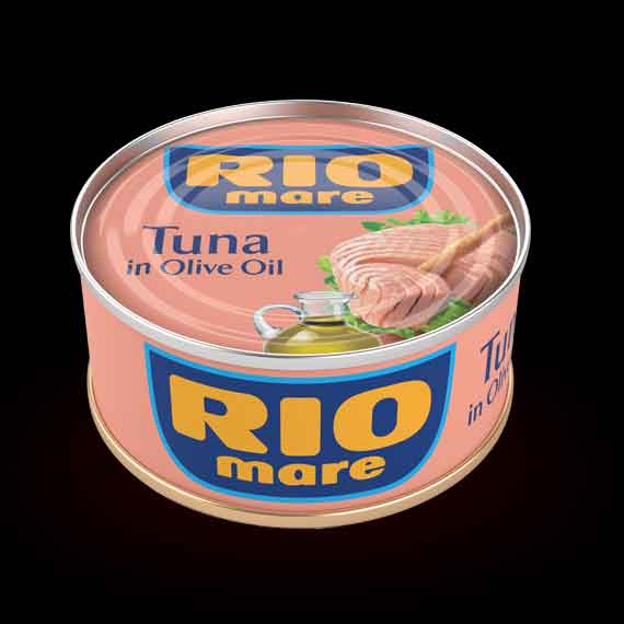 Tunjevina Rio Mare u maslinovom ulju 80gr