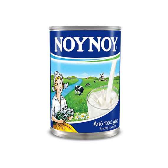 NOY NOY Kondenzovano punomasno mleko sa min. 7,5 % m.m. 400g