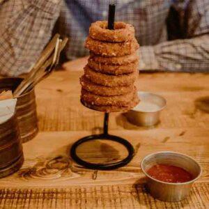 Onion rings(kolut luka)