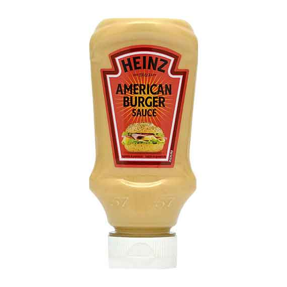 Burger sos American Heinz 230ml
