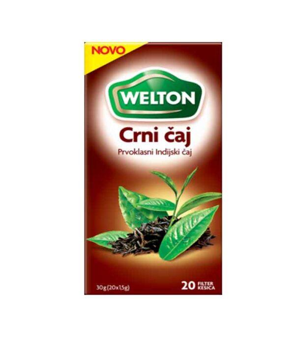 Crni čaj 30gr - Welton