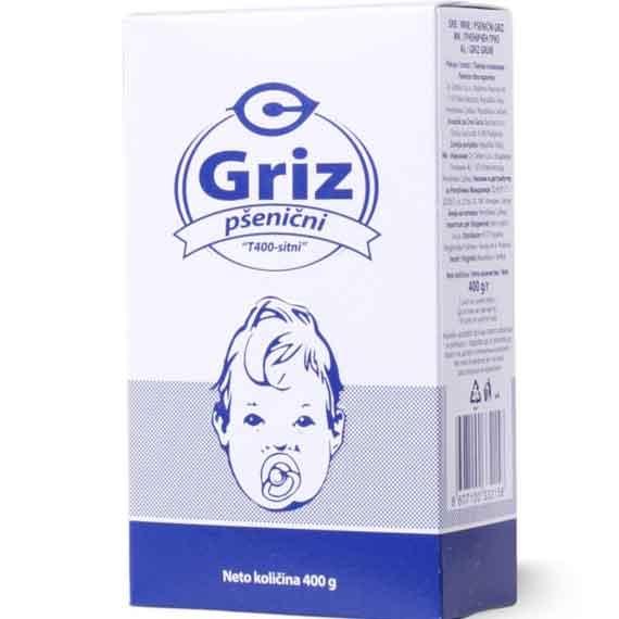 Griz pšenični 400gr - C proizvod