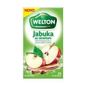 Jabuka sa cimetom čaj 44gr - Welton