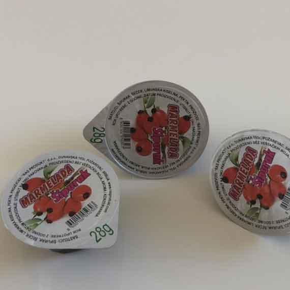 Marmelada šipurak 28gr - Ras produkt