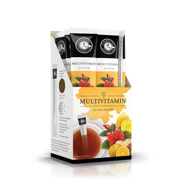 Multivitamon pakovanje - TEA STICK