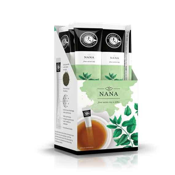 Nana čaj pakovanje - TEA STICK