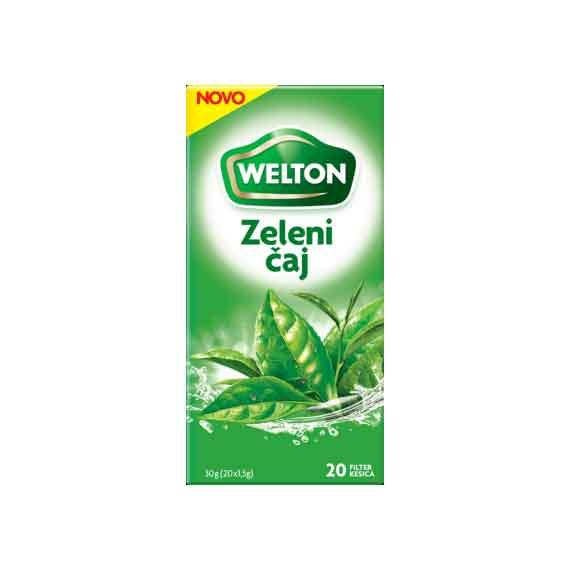 Zeleni čaj 30gr - Welton