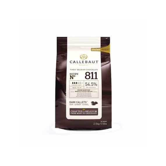 Čokolada Callebaut tamna