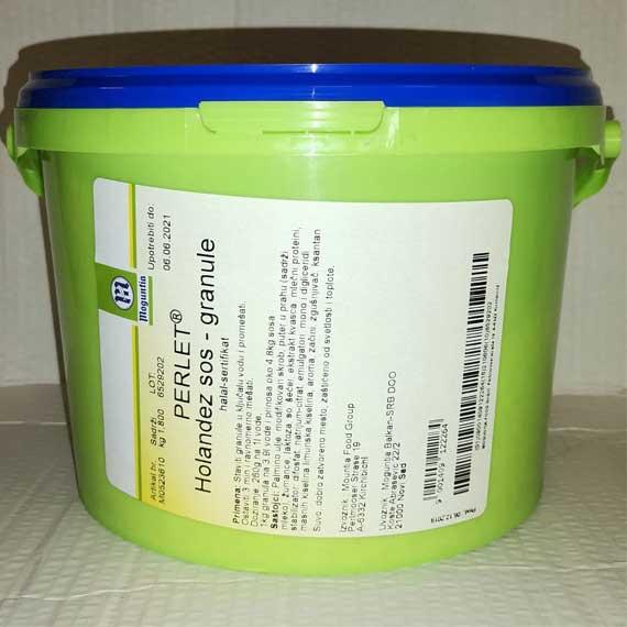 Sos holandeze - Granule 1,8 kg